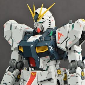 MG Rx 93 v Gundam Ver. Ka