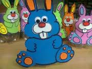 """Leyenda del """"conejo de Pascua"""". Cuenta esta leyenda que, cuando colocaron a . foto"""