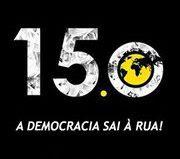 15 O Porto Mobilização Popular por Portugal Democracia Verdadeira Já Praça da Batalha Revolução Internacional