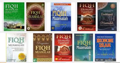 contoh beberapa buku fikih muamalah berbahasa Indonesia