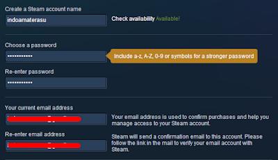 DOTA 2 dan Steam