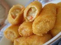 Resep Risoles Ayam Karbonara