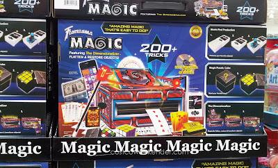 Fantasma Innovatrix Magic Set Costco Weekender