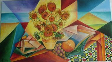 Un Van Gogh sobre la mesa
