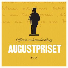 Officiell Ambassadörsblogg Augustpriset