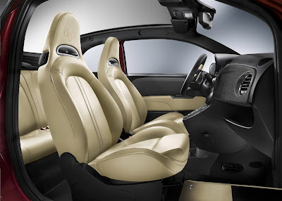 Fiat 500 695 Maserati