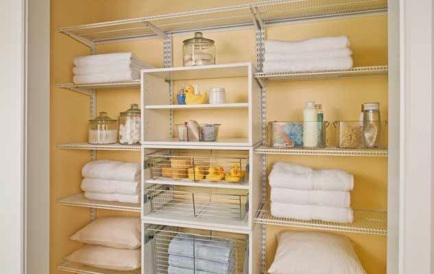 Ways to Organize Your Linen Closet