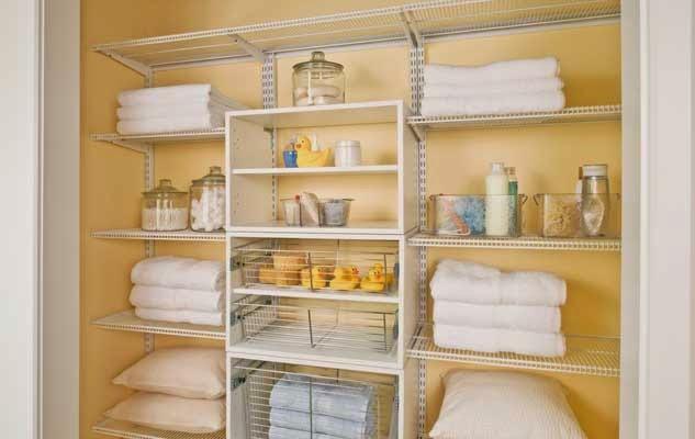 Ways to Organize Your Linen Closet