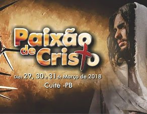 PAIXÃO DE CRISTO 2018