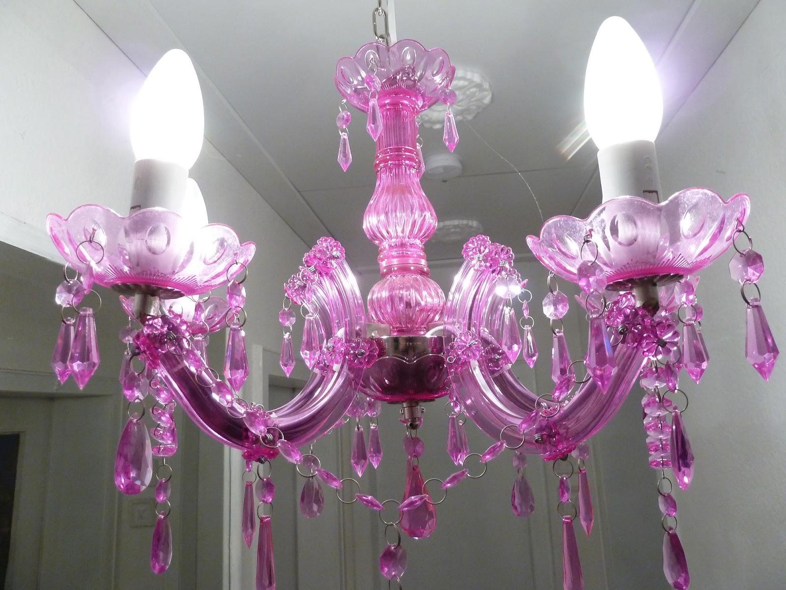 Kronleuchter Pink ~ Pinker kronleuchter freecellularphone