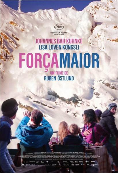 """Poster do filme """"Força Maior"""""""