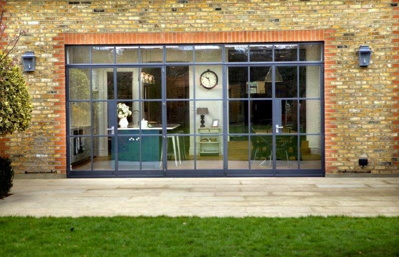 Commercial Steel Doors With Windows : The door industry journal steel windows and doors bring
