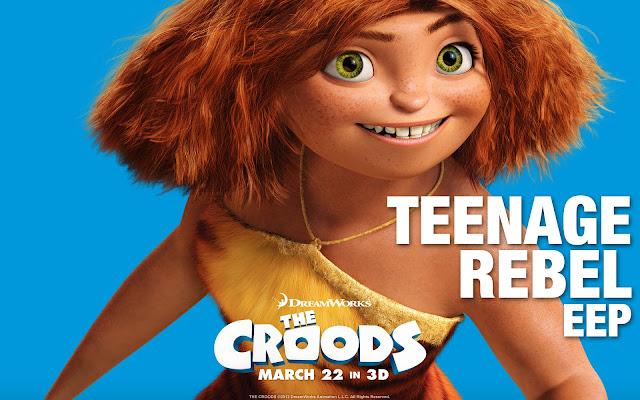 Eep - The Croods
