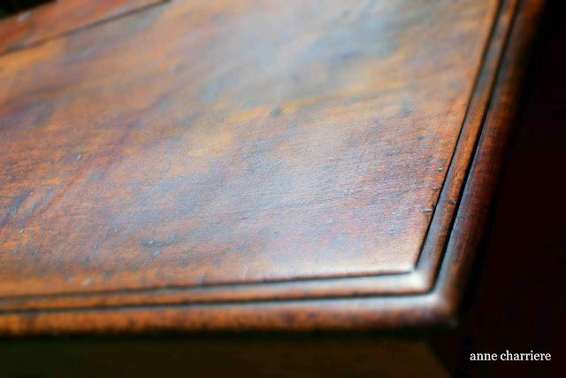 www.annecharriere.com, restauracion, limpieza y conservacion baul,