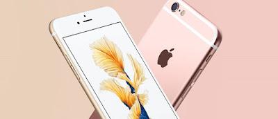 Nova cor para iphone 6s
