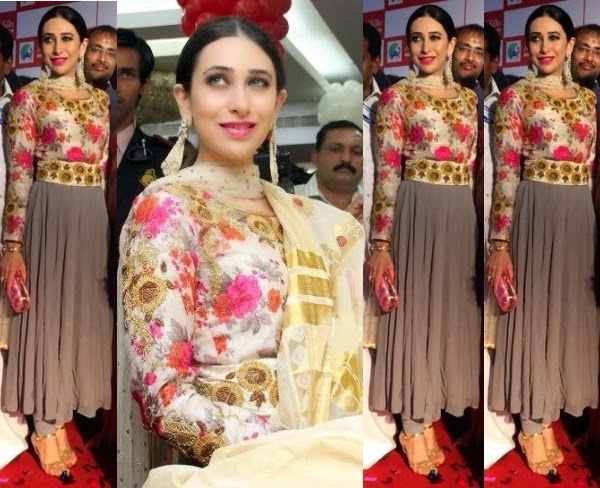 Buy Bollywood Celebrity Suits Online 8