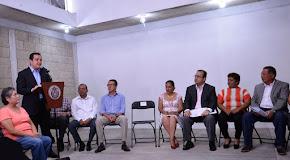 Al lado de Javier Duarte apoyamos a las familias del Dique: Américo Zúñiga