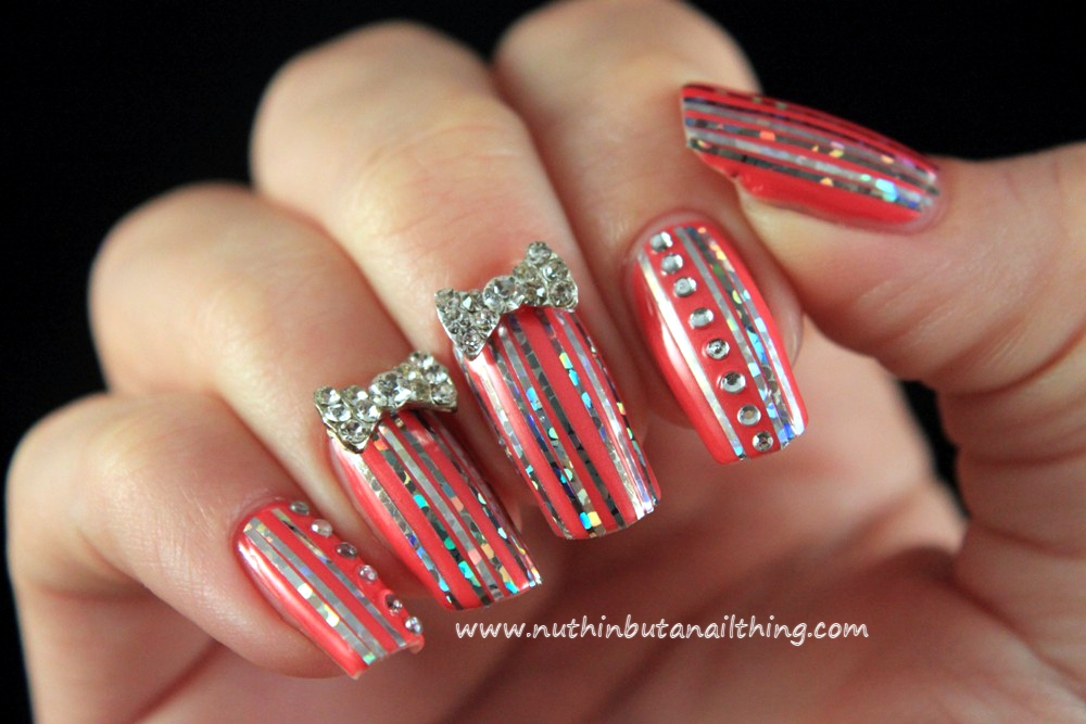 nuthin\' but a nail thing: 33 Day Challenge - Day 28 - Lines