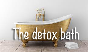 Dr. Oz detox bath
