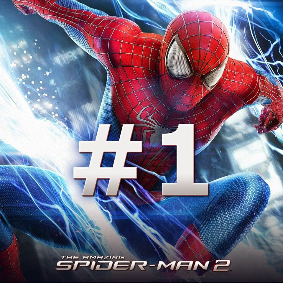'Amazing Spider-Man 2' spins P112.6-M, now holds record-breaking opening in the Philippines