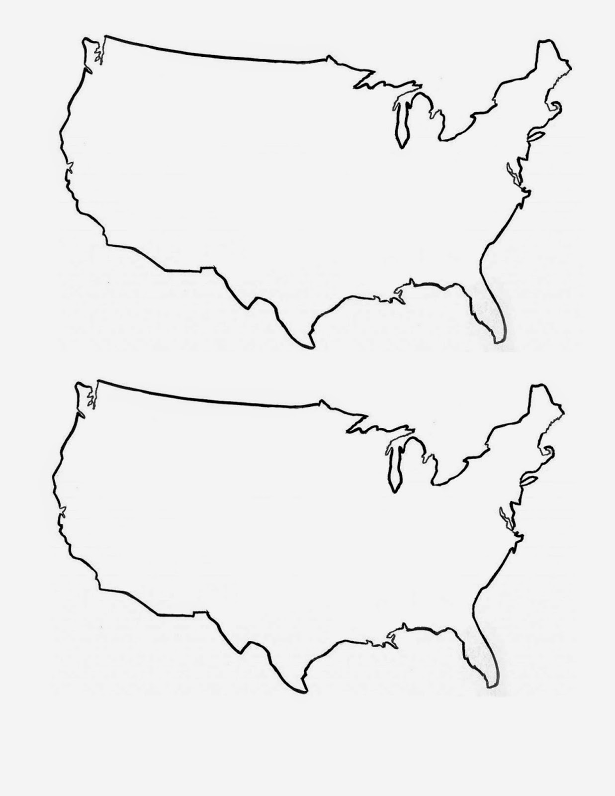 How To Draw United States Of America USA Map YouTube How To Draw - Usa map you can draw on