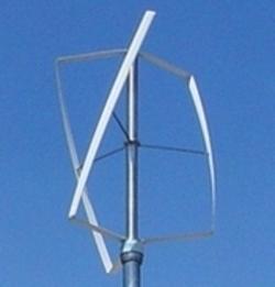 molino eolico vertical