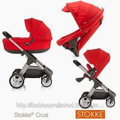 Bebek Arabası Stokke Stokke Bebek Arabaları Tercih