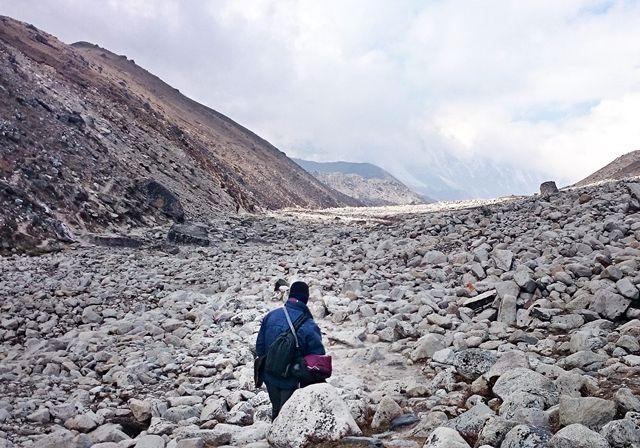 Lobuche-glaciar-Himalaya
