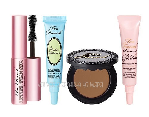 Too Faced - Christmas Party Must Haves Kit