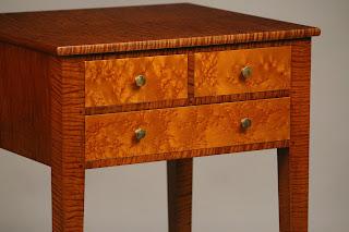 Handmade Bedside Table