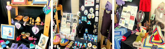 crafts at Sheffield Country Market
