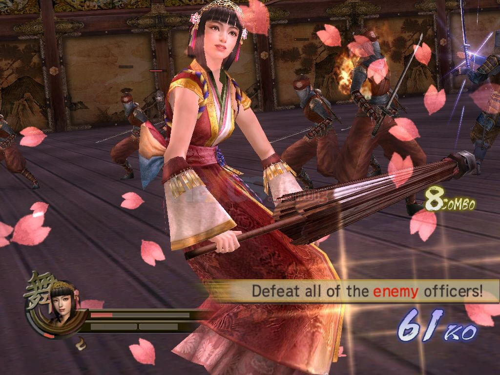 Download samurai warriors 1 pc game for free (Windows)