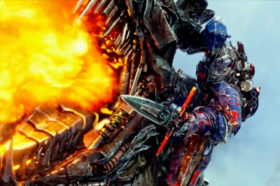 Transformers, Age of Extinction, Dino-bots