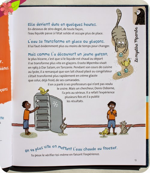 De quels atomes sommes-nous faits ? La matière, ce qu'on ne sait pas encore..., de Anna Alter et Étienne Klein, illustrations de Thanh Portal, éditions Le Pommier