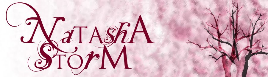 Natasha Storm: Writer of Erotic Romance