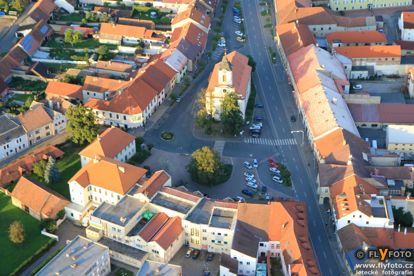 město Žebrák