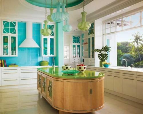 ideas - Turquoise Home Decor