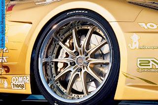 Toyota supra car 2013 tyres/wheels - صور اطارات سيارة تويوتا سوبرا 2013