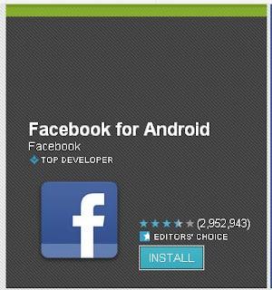 Applicazione gratuita scaricabile da Google Play Store