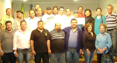 Vereadores de Chuí aprovam dia de solidariedade ao povo palestino