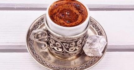 موقع الذ وصفات الطبخ: قهوة تركية ساخنة