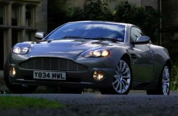 Aston Martin to Bring Back The Vanquish Name
