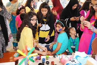 Dawood Public School Spring Carnival 2013