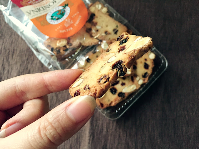 ALMONDINA The Original Almond Biscuits
