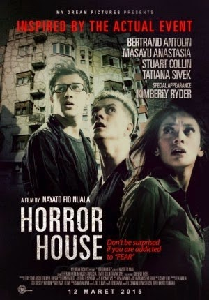 Review Film Horor House 2015 Terbaru