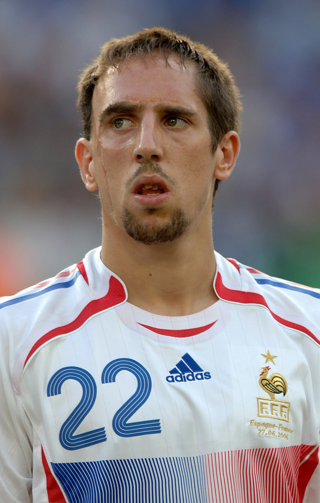 Football Players: Franck Ribéry