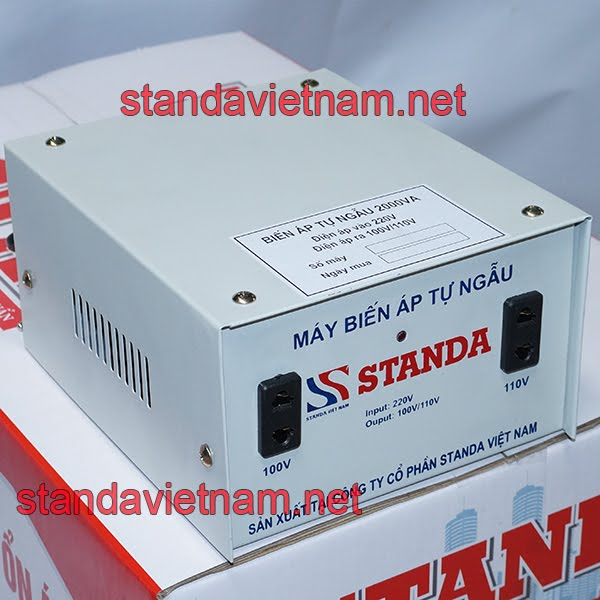 Bộ đổi nguồn Standa 2000VA