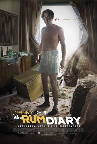 The Rum Diary DVDRip Descargar Subtitulos Español Latino Descargar 1 Link