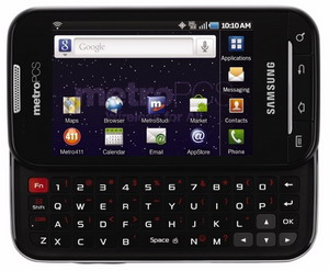 Samsung Galaxy Indulge 4G LTE Android Smartphone for MetroPCS