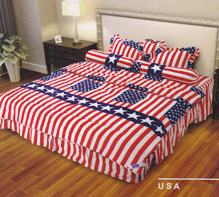 Sprei Belladona USA
